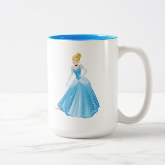 Cinderella | Missing Slipper Two-Tone Coffee Mug