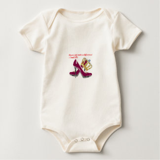 Cinderella shoes and crown transparent2.png baby bodysuit