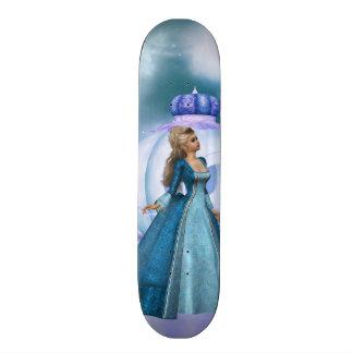 Cinderella 21.3 Cm Mini Skateboard Deck