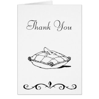 Cinderella Slipper Fairytale Art Thank You Cards
