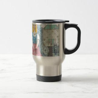 Cinderella Stainless Steel Travel Mug