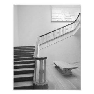 Cinderella Stairs Photo Prints