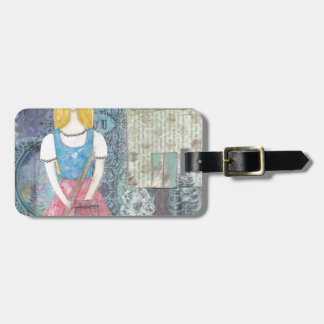 Cinderella Tags For Luggage