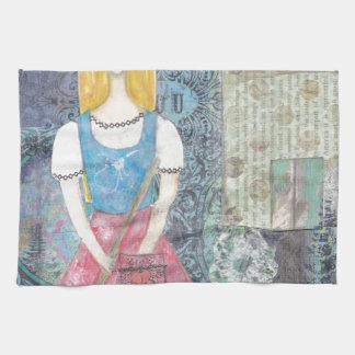 Cinderella Towel