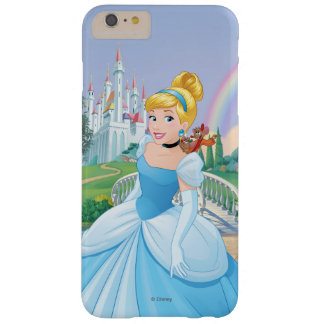 Cinderella With Gus & Jaq Barely There iPhone 6 Plus Case