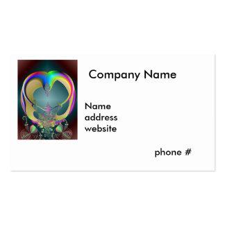 cinderellas carriage business card