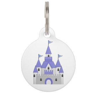 Cinderella's Castle Dog Tag