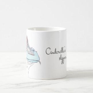 Cinderella's slipper coffee mug