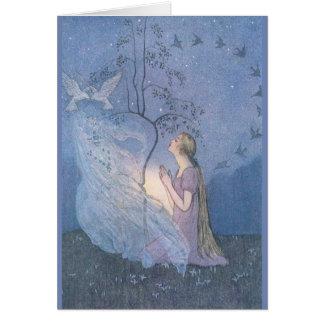 Cinderella's Wish, Card