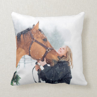 Cindy and Irish Pillow - Design A