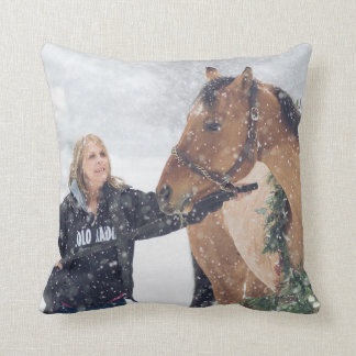 Cindy and Irish Pillow - Design C