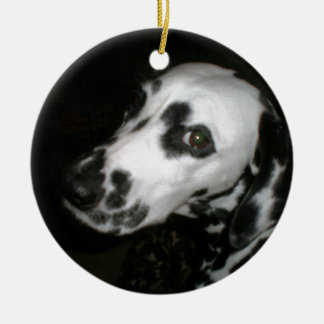 Cindy - Sunset Ceramic Ornament