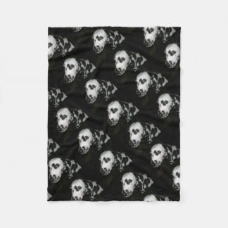 Cindy - Sunset Fleece Blanket