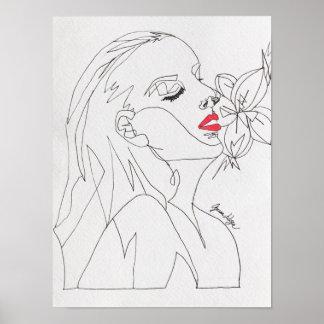 Cindy-Take my breath away Poster