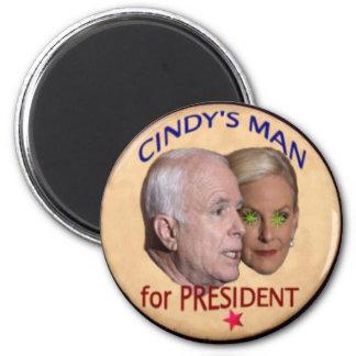 Cindy's Man Magnet