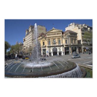 Cine Comedia, Barcelona Art Photo