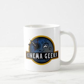Cinema Geeks Basic White Mug