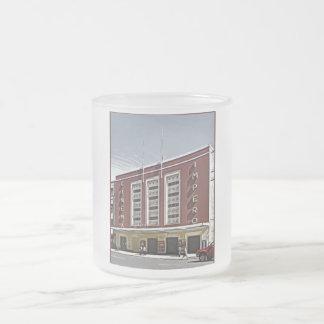 Cinema Impero, Asmara Frosted Glass Mug