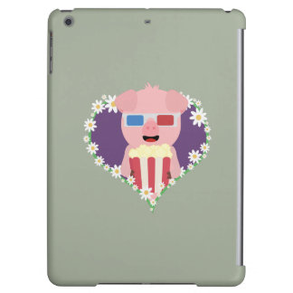 Cinema Pig with flower heart Zvf1w