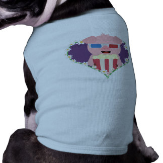 Cinema Pig with flower heart Zvf1w Shirt