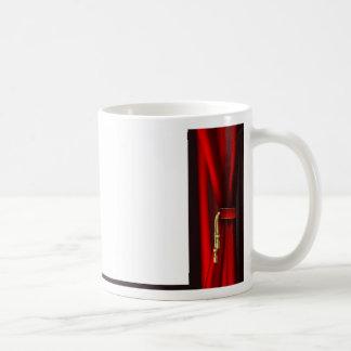 Cinema screen mugs