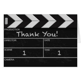 Cinema Thank You Card