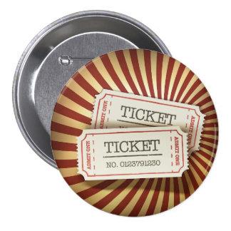 Cinema Tickets Button Button
