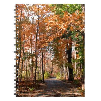Cinnamon Booze Notebooks
