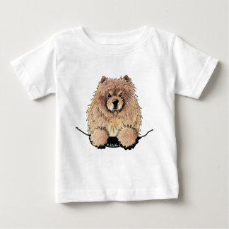 Cinnamon Chow Chow Baby Shirt