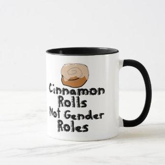 Cinnamon Rolls not gender roles Mug