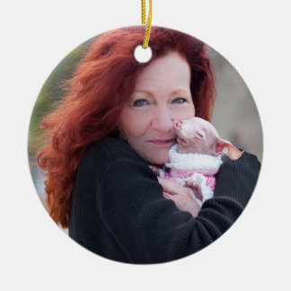 Cinnamon & Rosie Ornament