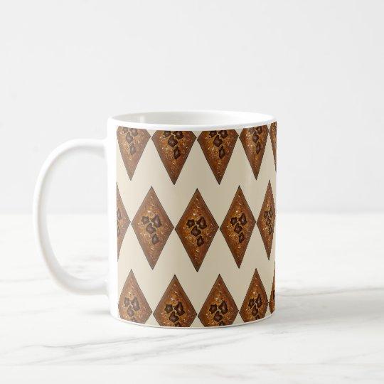 Cinnamon Spice Sugar Sand Tart Christmas Cookie Coffee Mug