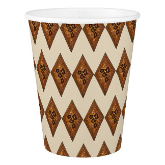 Cinnamon Spice Sugar Sand Tart Christmas Cookie Paper Cup