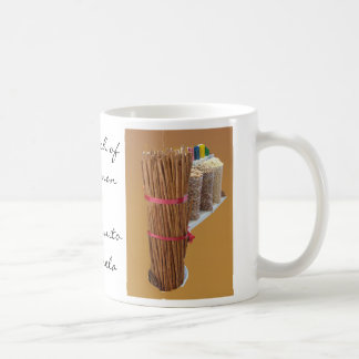 Cinnamon Sticks Coffee Mug
