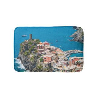 Cinque Terre in Italy Bath Mat
