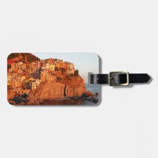 Cinque Terre, Italy Bag Tag