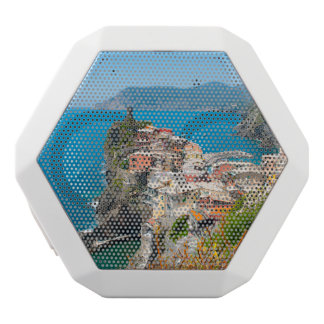 Cinque Terre Italy Destination Location White Bluetooth Speaker