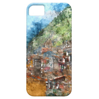 Cinque Terre Italy in the Italian Riviera Barely There iPhone 5 Case