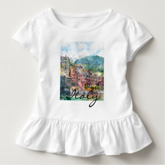 Cinque Terre Italy in the Italian Riviera Toddler T-Shirt