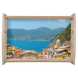 Cinque Terre Italy Serving Tray