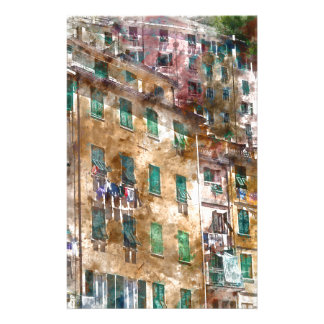 Cinque Terre Italy Stationery