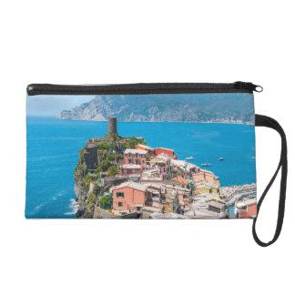 Cinque Terre Italy Wristlet