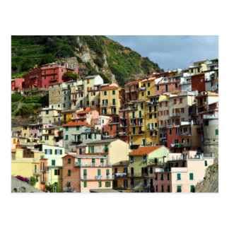Cinque Terre Postcard