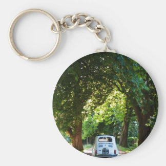 Cinquecento Fiat 500 Key Ring