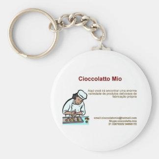 Cioccolatto Mio Key Chain