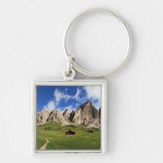 Cir Dolomites - Gardena pass Key Ring