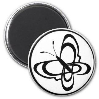 circ, butterfly 1 magnet