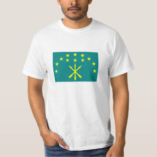Circassian Israeli flag T-Shirt