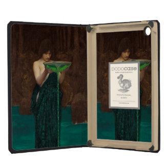 Circe Invidiosa by John William Waterhouse iPad Mini Cases