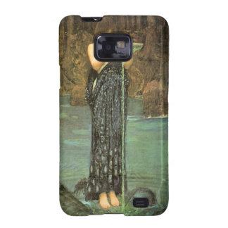 Circe Invidiosa Pre-Raphaelite  Samsung phone case Galaxy S2 Case